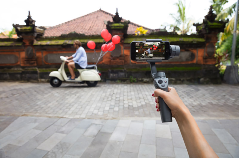 DJI Gimbal estabilizador smartphone Osmo Mobile 2