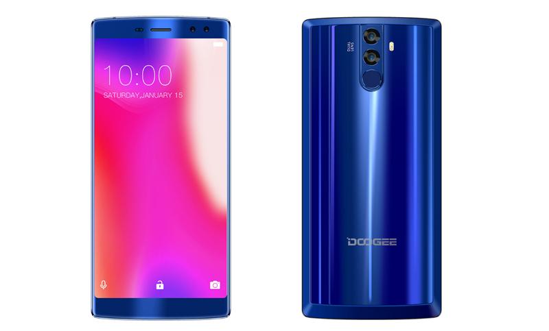 Doogee BL12000: Uma super bateria num smartphone Android elegante