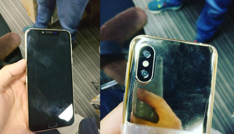 Doogee prepara mais um smartphone Android com aparência do iPhone X