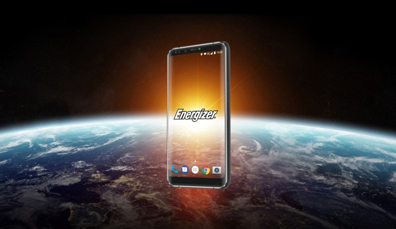 Energizer Power Max P600S Android