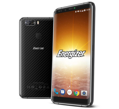 Android Energizer Power Max P600S