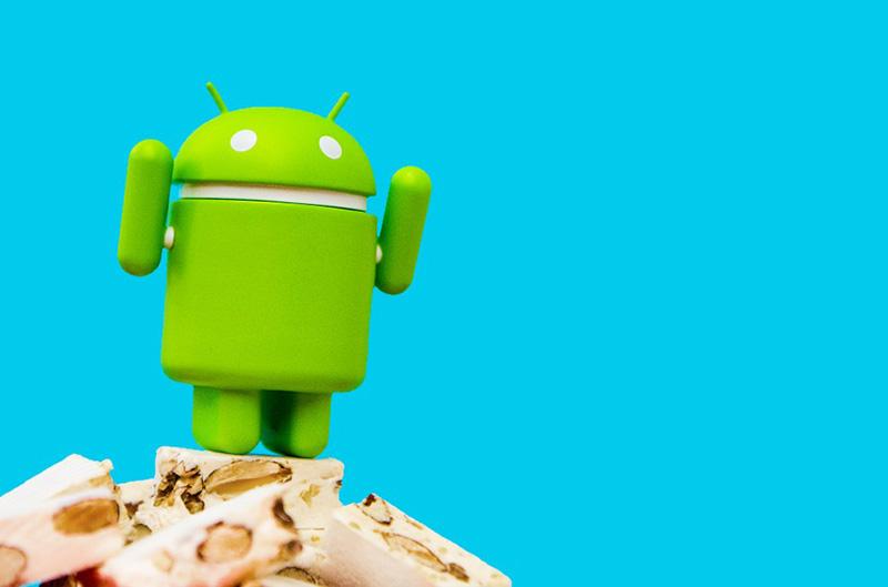 Google Android Oreo Nougat 7.0 8.0