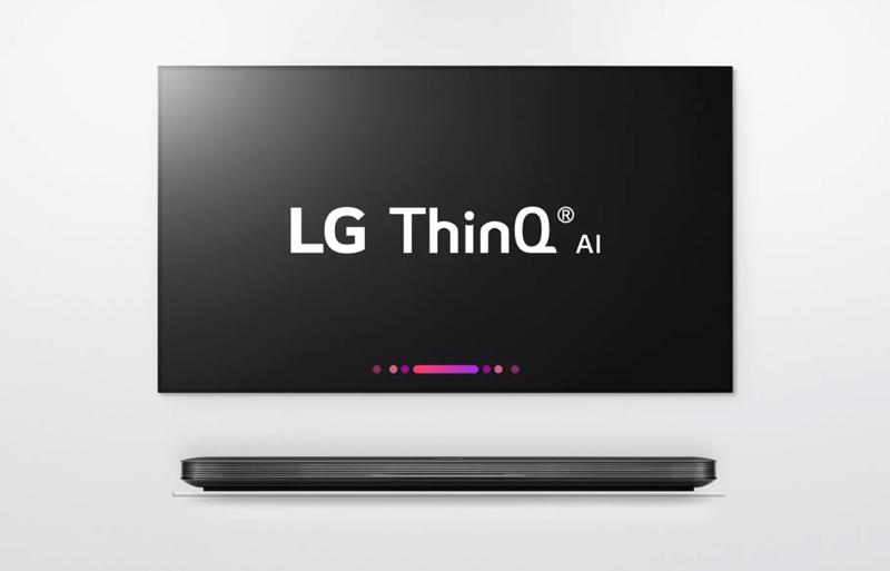 Televisões da LG ThinQ trarão Google Assistant instalada