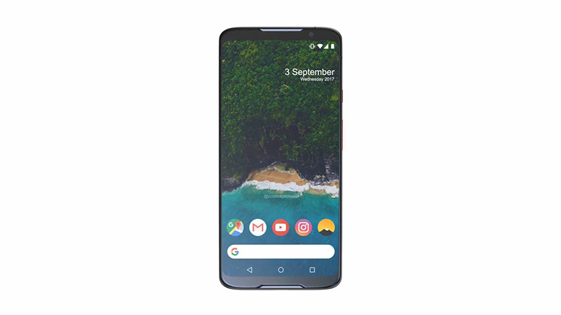 Google Pixel 3 Android Oreo smartphone