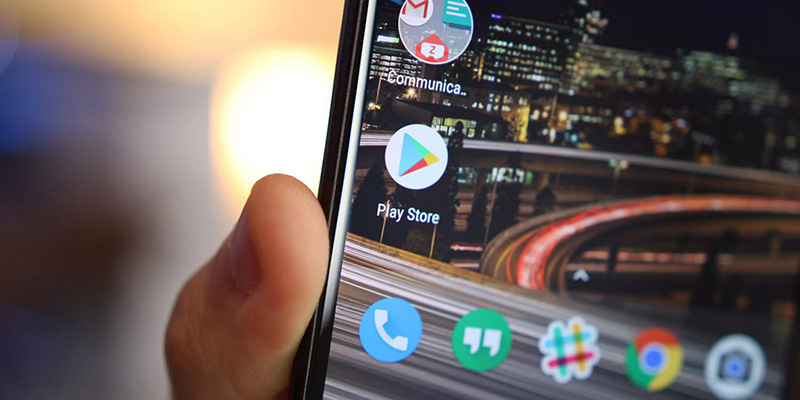 Google Play Store Android poupar espaço APK