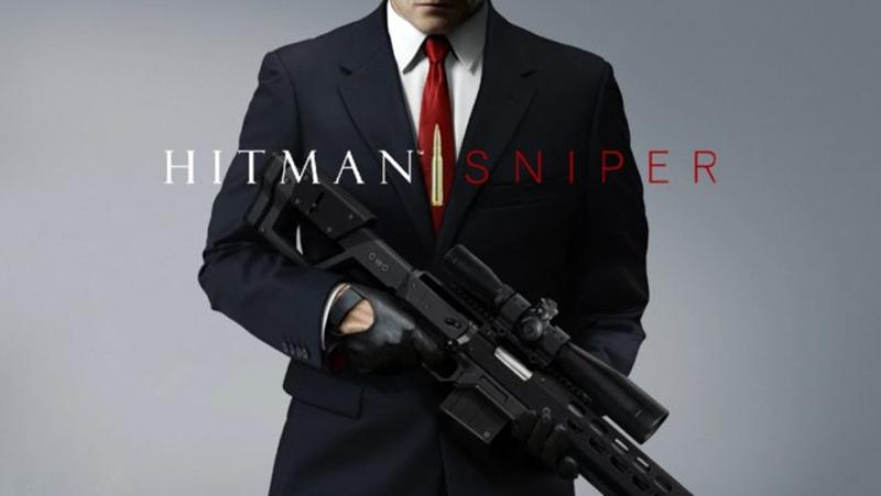 Google Play Store Hitman Sniper