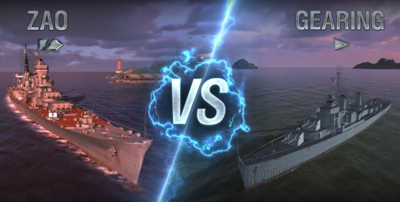 Google Play Store Android World of Warships Blitz