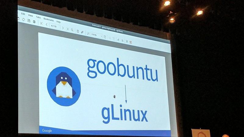Google Ubuntu Debian