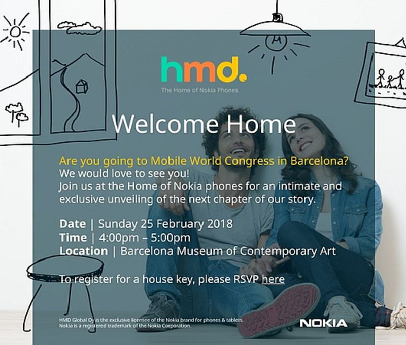 HMD Global Mobile World Congress Nokia MWC