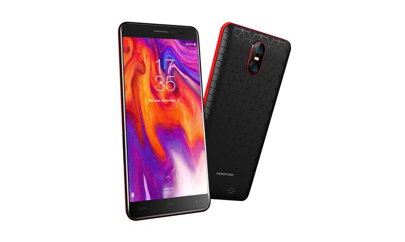 HomTom S12 - O smartphone Android com ecrã 18:9 por menos de 50€