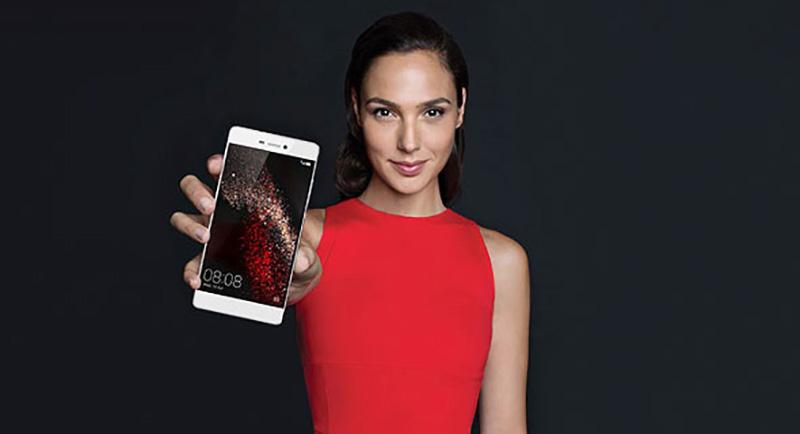 Huawei Gal Gadot
