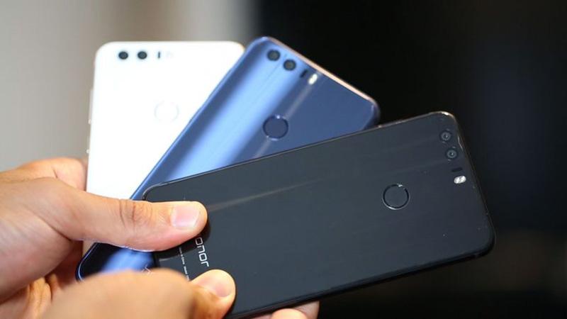 Honor 8 e os outros equipamentos Huawei com direito ao Android Oreo