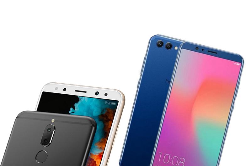 Huawei Mate 10 Huawei Honor View 10 Android