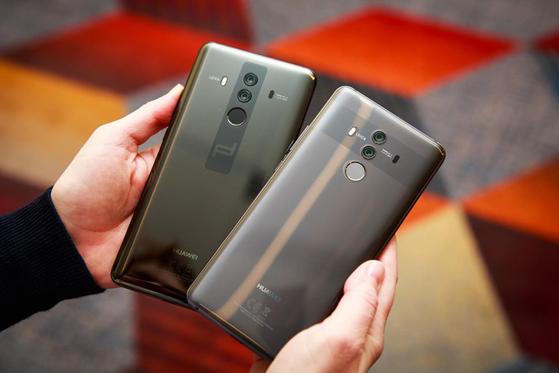 produtos Prémios iF Design 2018 Android Smartphone Huawei P20 smartphone Android