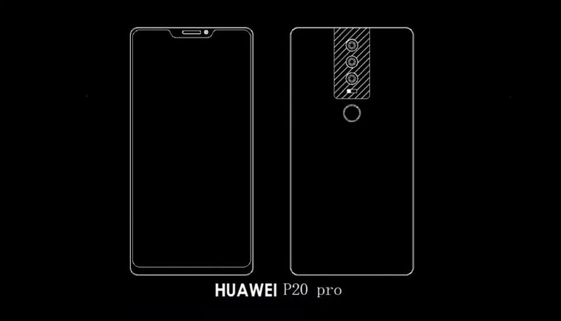 Huawei P20 Pro MWC 2018 Android