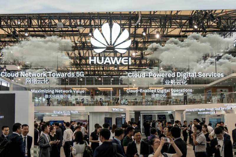 Huawei P20 cloud smartphones Portugal