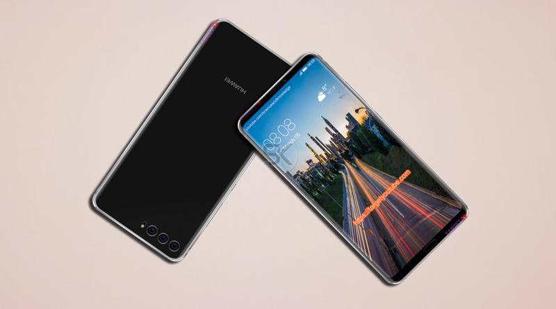 Huawei P20 Android Oreo 8.1 EMUI 8.1