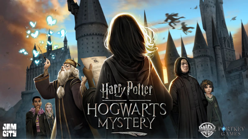 Android Google Play Store Jam City Harry Potter Hogwarts Mystery Android iOS copiar