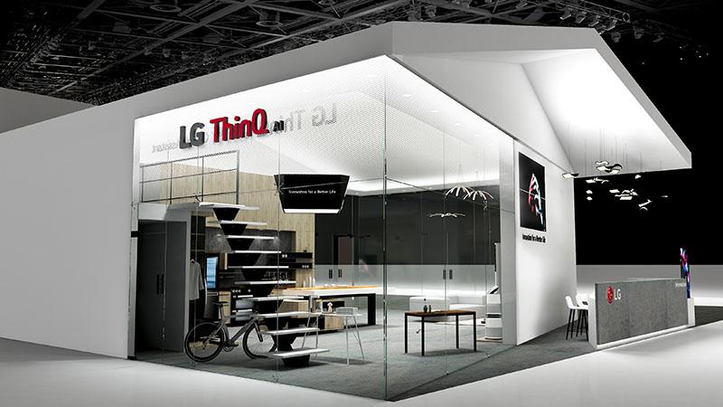 LG Android LG G7 IA ThinQ DeepThinQ