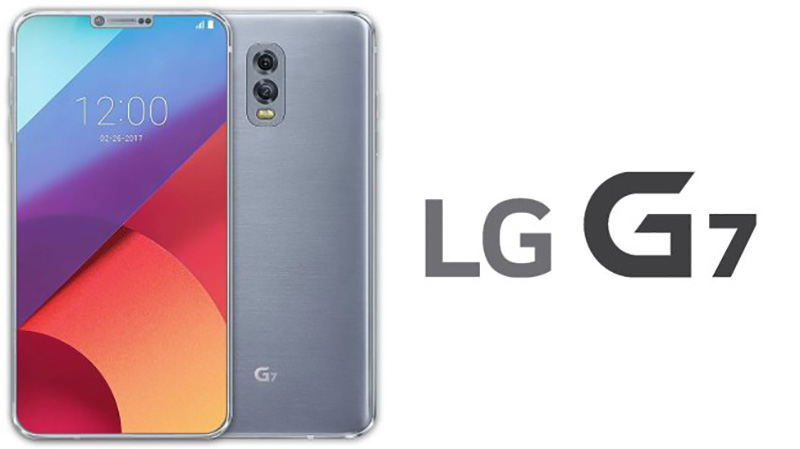 LG Smartphone Android LG G7