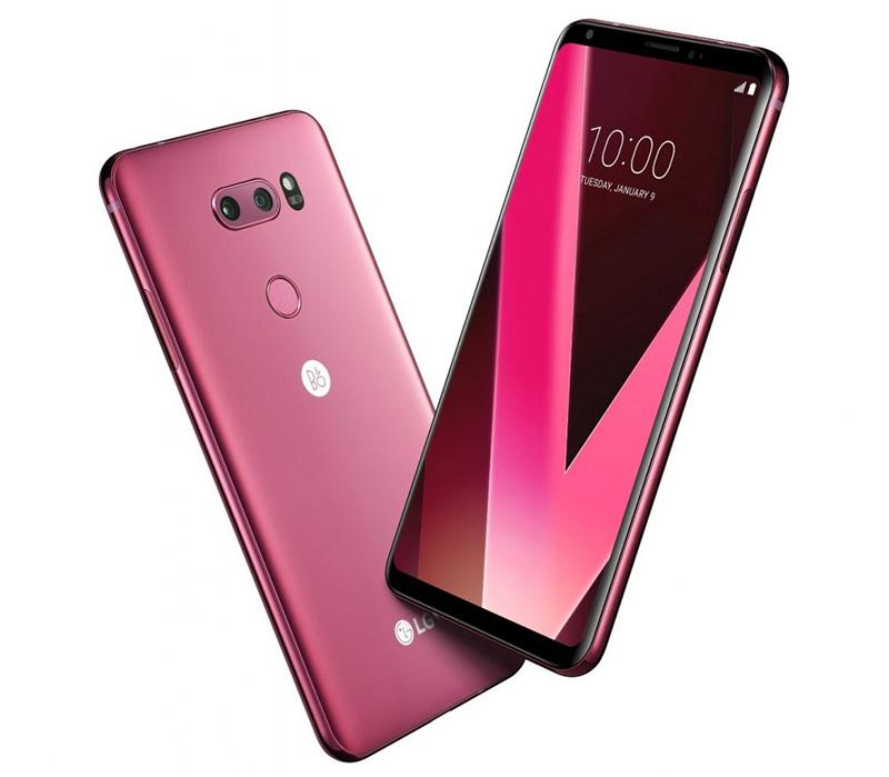 LG V30 cor 2018