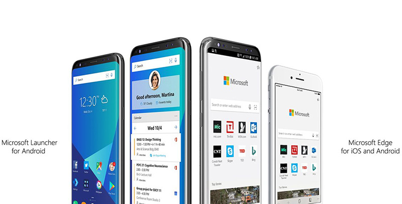 Microsoft Edge Android iOS Portugal