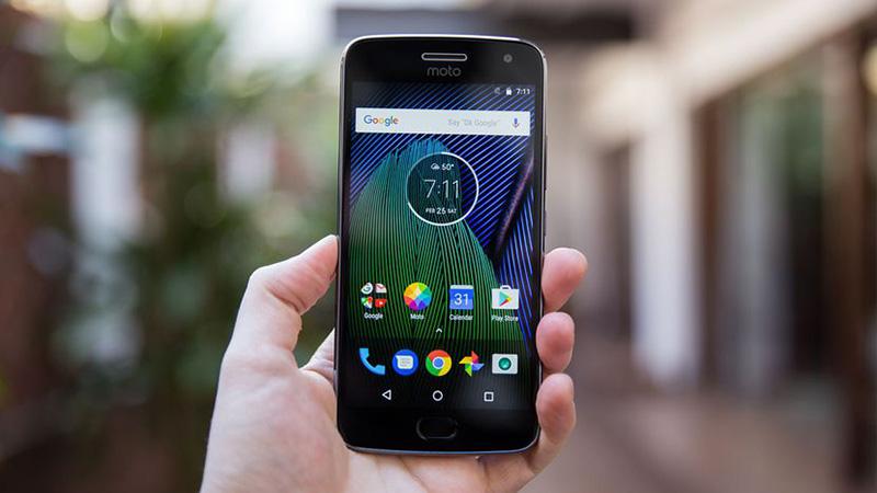 Motorola Moto G5 Android cnet falhas segurança