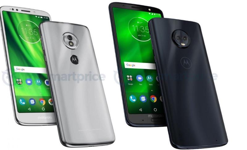 Motorola Moto G6 e Moto E5 serão revelados oficialmente em abril