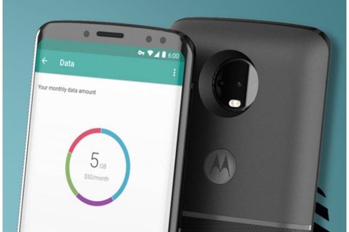 Motorola Moto Z3 Moto Z3 Play