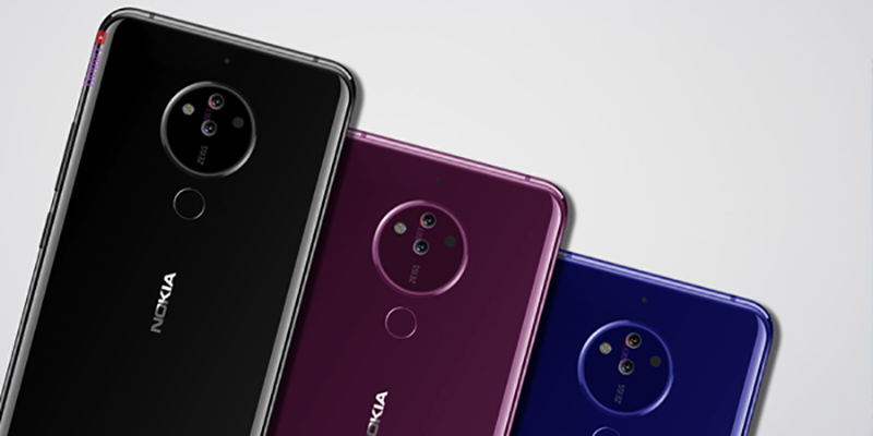 Nokia 10 Android Oreo smartphone HMD Global