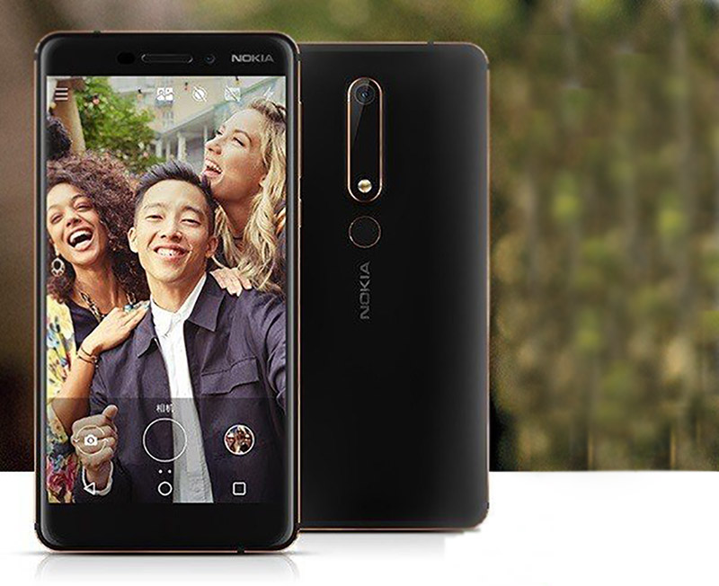 Nokia 6 2018 Android Oreo
