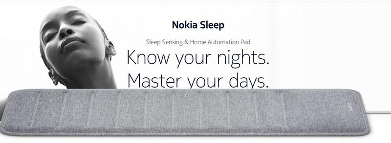 Nokia Sleep Noites tranquilas