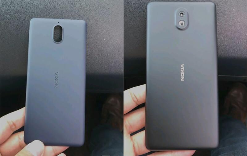 Misterioso Nokia aparece em fotografia e desvenda parte de design
