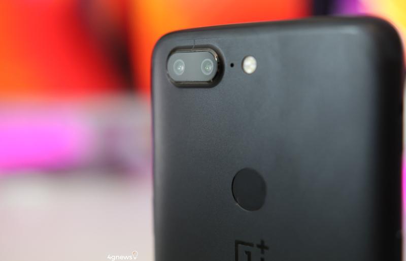 OnePlus 5T fabricante Android crescimento