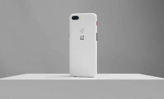 OnePlus 6 OnePlus 5T Android Oreo Sandstone