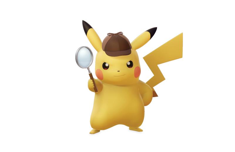 Detetive Pikachu Pokémon Go Nintendo