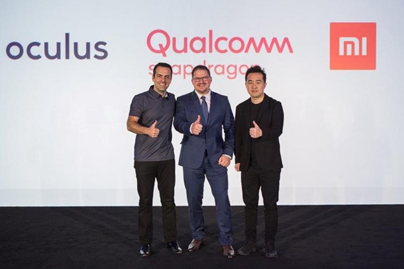 Facebook Qualcomm Xiaomi Oculus