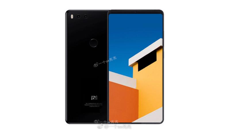 Xiaomi Mi 7 Android Huawei P20 MWC 2018
