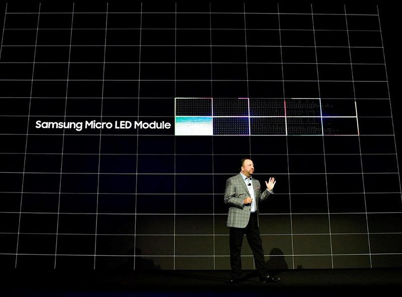 Samsung Galaxy S9 Samsung CES 2018 IOT