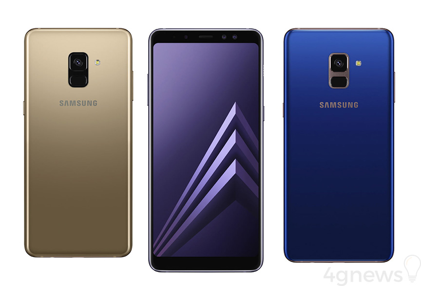 Samsung Galaxy A8 2018 Europa