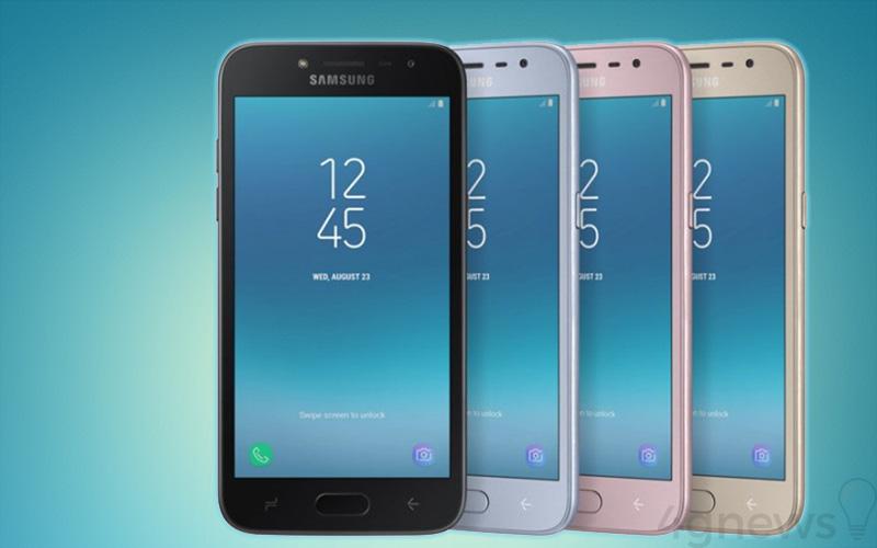 Samsung Galaxy J2 Pro Android