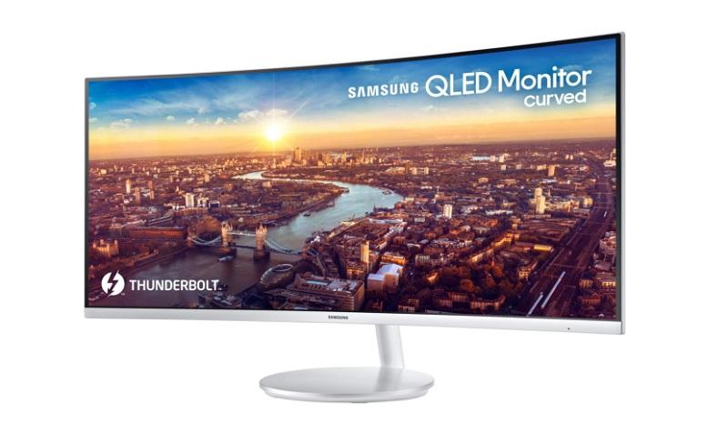 Samsung QLED Thunderbolt 3