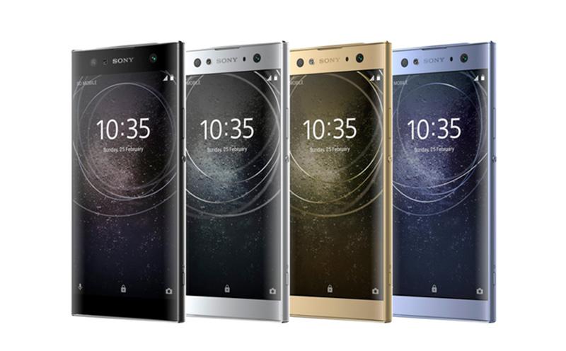 Sony Xperia L2, XA2, Sony Xperia XA2 Ultra