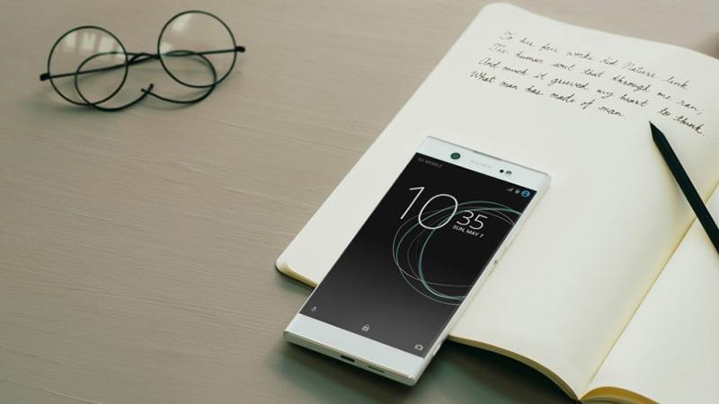 Sony Xperia XA1 Ultra Android Nokia 8