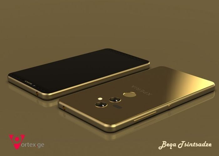 Android - Será este o aspecto do próximo Sony Xperia XZ1 Premium?