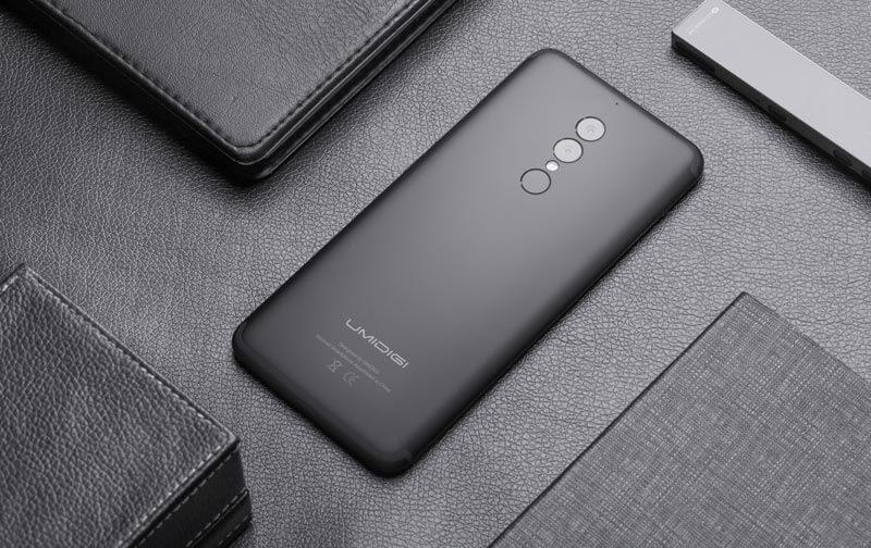 Primeiro olhar ao Android UMIDIGI S2 Lite que chegará por 125€
