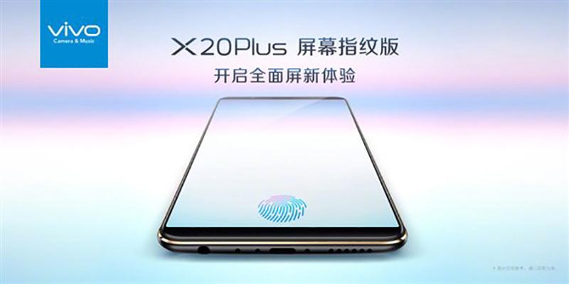 Vivo X20 Android futuro smartphone Vivo X20 Plus
