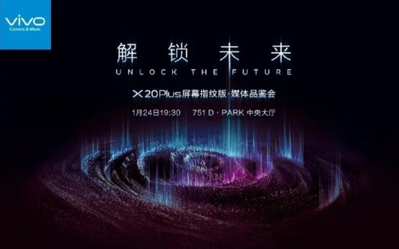 Vivo X20 Android futuro smartphone 1 Vivo X20 Plus