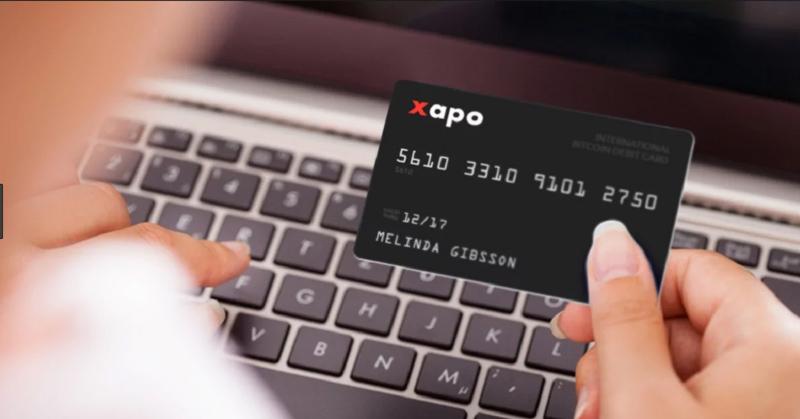 Bitcoin - Todos os cartões XAPO estão agora desativados