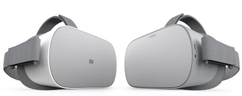 Qualcomm Facebook Xiaomi Oculus Go